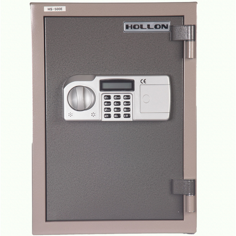 Image of Hollon HDS-500E Data Safe with Electronic Lock