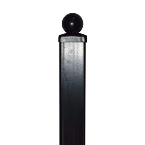 Aleko Post for Pedestrian Gate 7.5 Ft x 2.4 x 2.4 Inch PGPOST-AP