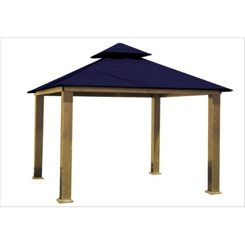 Admiral Navy ACACIA AGRC12-SD 12 FT SQ ACACIA Gazebo-Replacement Canopy