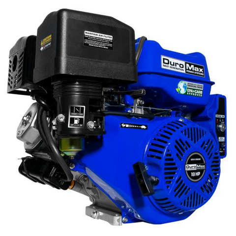DuroMax XP18HPE 440cc 18-Hp 3,600-Rpm 1-Inch Shaft Electric Start Engine