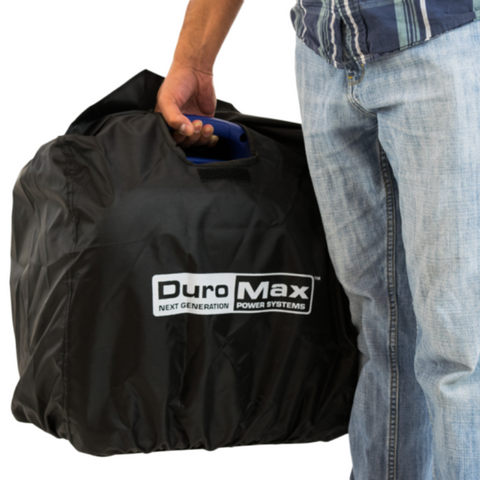 DuroMax XP2000iCOV Small Weather Resistant Portable Generator Cover for XP2000iS