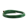 Duromax XPH0410S 4-Inch x 10-Foot PVC High Volume Water Pump Suction Hose
