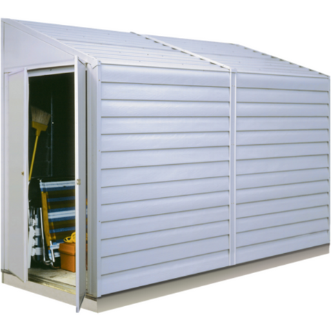 Arrow YS410-A Yardsaver® 4x10 Electro Galvanized Steel