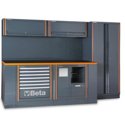 Beta Tools C55AB Workshop Equipment Combination