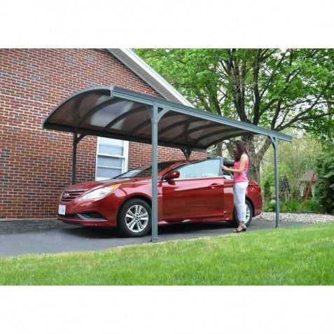 Image of Palram Vitoria Carport Vitoria 5000 Carport - HG9130