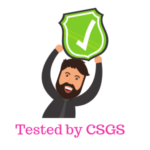Seal of Approval by CSGS
