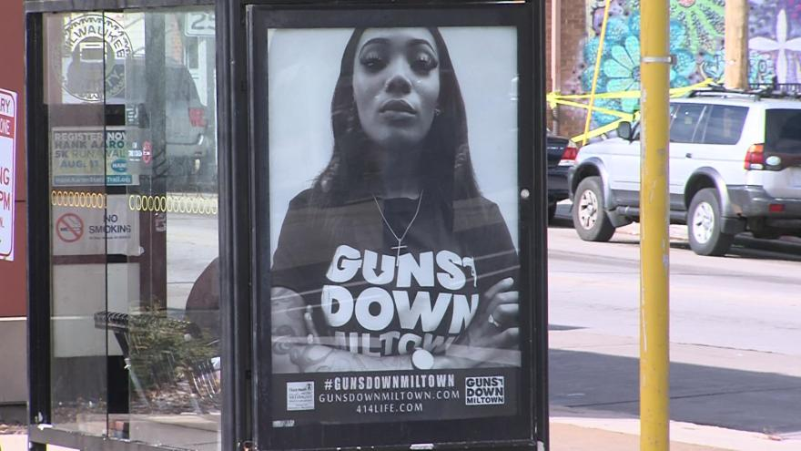 """Guns Down Miltown"" campaign aims to reduce gun violence in Milwaukee"