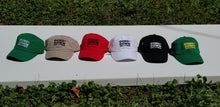 Load image into Gallery viewer, Guns Down Miltown Embroided Cap ( ALL COLORS AVAILABLE)