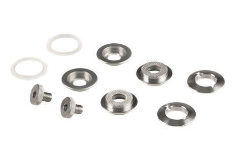 Stilo ST5 Peak & Visor Screw Kit