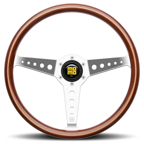 Momo California Steering Wheel Wood 360mm
