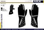 HRX Racer Gloves - Customised