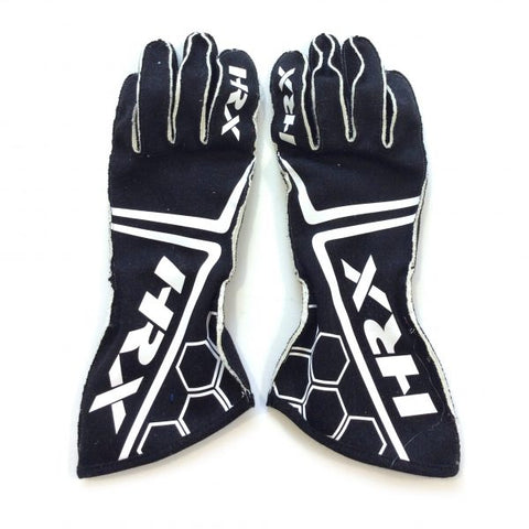 Black HRX Racer Gloves