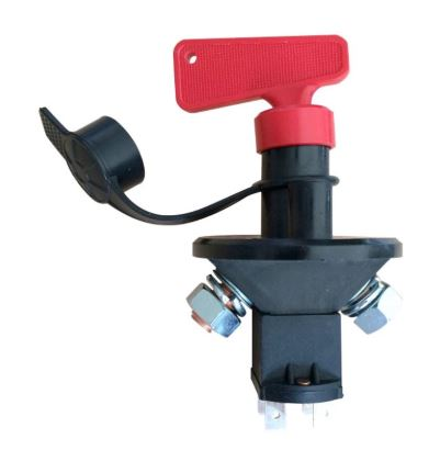 6 POLE BATTERY MASTER SWITCH (FIA APPROVED)