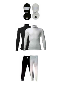 HRX Racer Underwear Package White