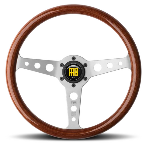 Momo Indy Heritage Steering Wheel 350mm