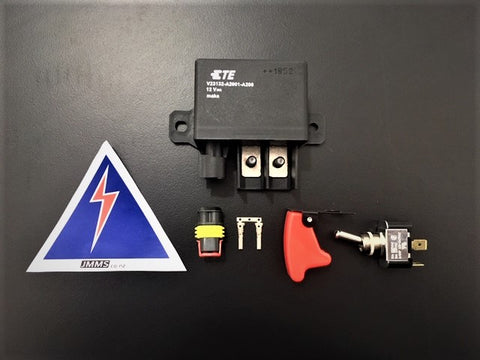 Tyco Battery Isolator Kit