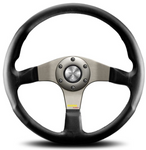 Momo Tuner Anthracite Steering Wheel 320/350mm