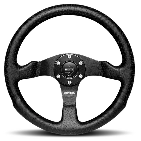 Momo Competition Steering Wheel Leather 350mm