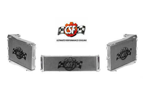 CSF Porsche 991 Cup Car Alloy Radiator Kit
