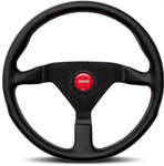Momo Monte Carlo Steering Wheel RED 350mm