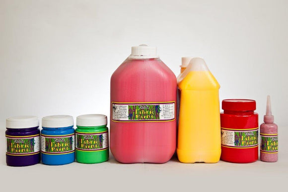 Fabric Paints (Metallic)