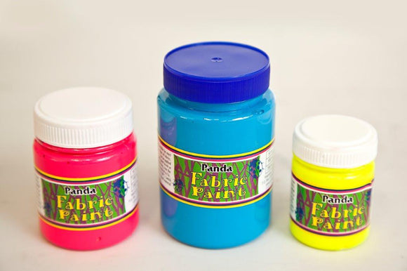 Fabric Paints (Fluorescent)