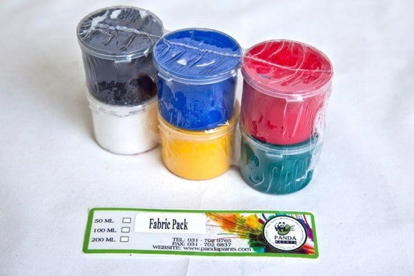Fabric Paints Sets (Standard)