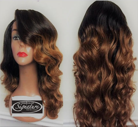 "Signature Ombre Body Wave 18"" #4"