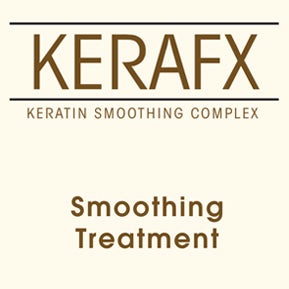 KERAFX KERATIN SMOOTHING TREATMENT