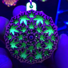 ***Sold Out***Emerald Cup - Weed - RotatoR Pendant