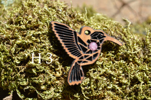 Love & Magic Series Hummingbird Spirit Animal