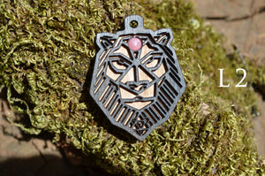 Love & Magic Series Lion Spirit Animal