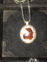 Mexican Fire Opal 3 Set in Sterling Silver