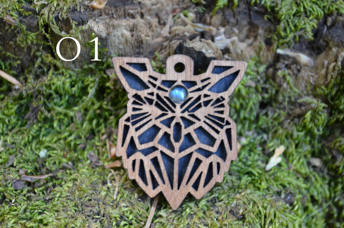 Love & Magic Series Owl Spirit Animal