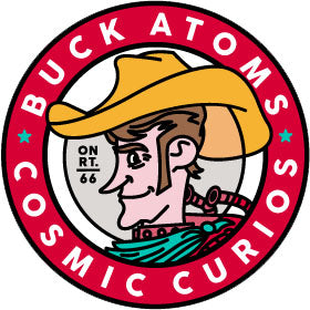 Buck Atom's Cosmic Curios on 66