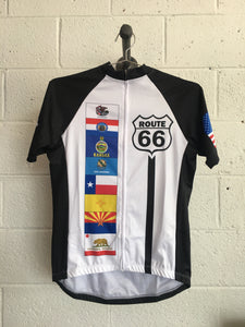 Oklahoma Route 66 Cycling Jersey