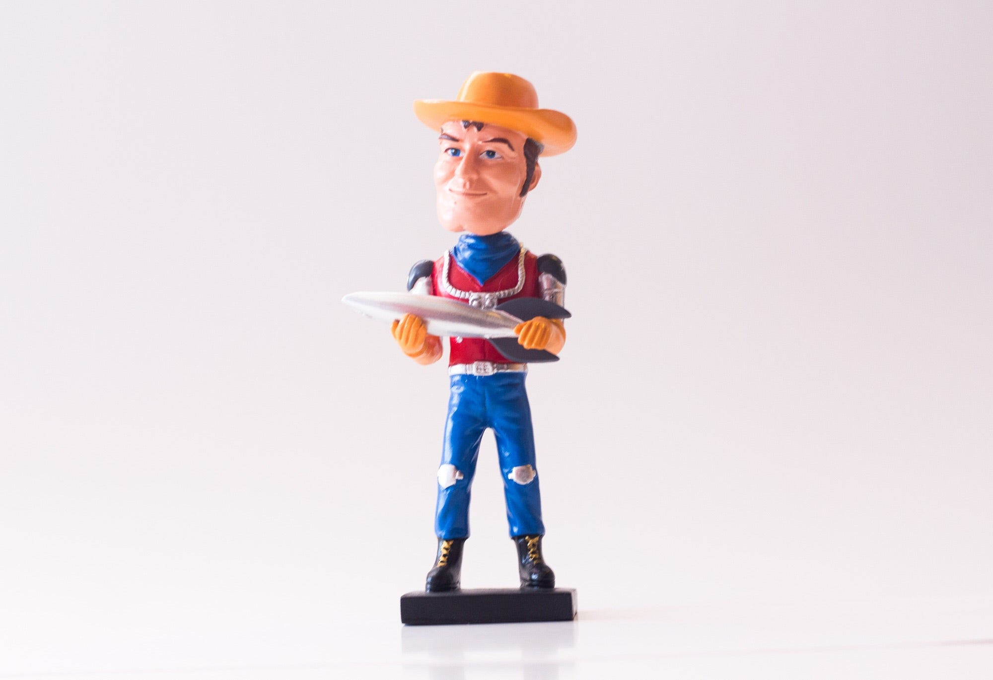 Buck Atom Space Cowboy Bobblehead