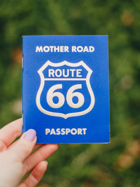 Mother Road Passport
