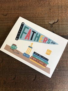 Fathers Day Banner | Greeting Card