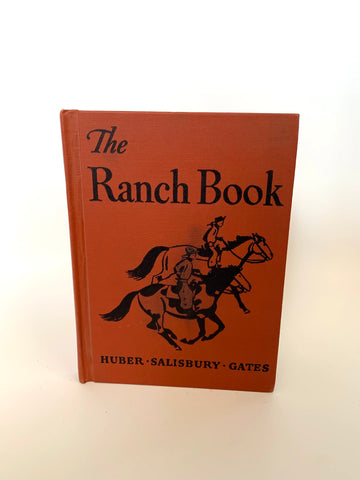 Ranch Book - Vintage
