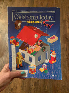 Oklahoma Today Magazine Nov/Dec 2020
