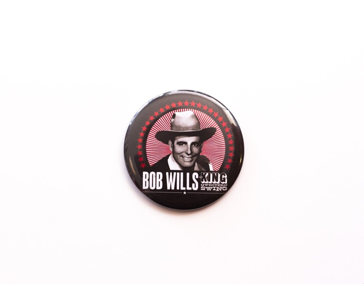 Bob Wills Black Magnet