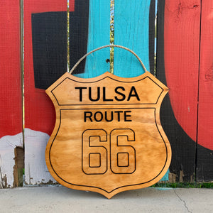 Tulsa Route 66 Art