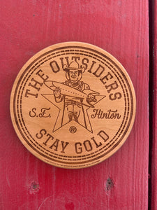 The Outsiders House Museum and Buck Atom Coaster