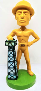 Golden Driller Bobblehead