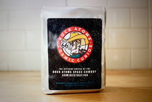 Buck Atoms Cosmic Coffee