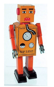 Lilliput Tin Robot