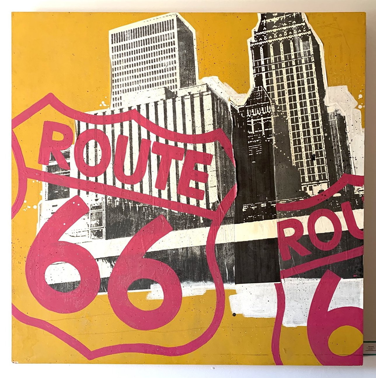 Route 66 by Clean Hands Army