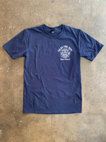 "Station 66 ""Keepers of the Mother Road"" Tee"