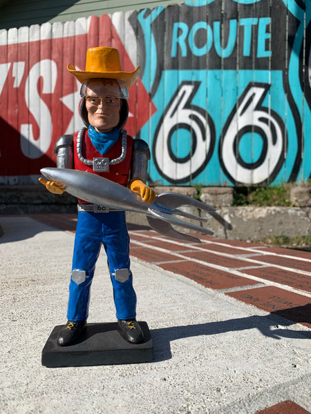 Buck Atom Route 66 Edition